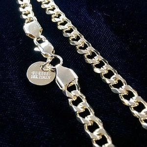 Other - CUBAN LINK 18K GOLD NEW CHAINS MADE IN ITALY!